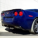 CORVETTE ZR1 REAR SPOILER CARBON FIBER