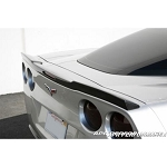 APR Chevrolet Corvette C6/Z06/GS/ZR1 Rear Deck Spoiler 2005-Up
