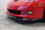 05-13 ZR1 FRONT SPLITTER FOR GS/Z06/ZR1 CORVETTE CARBON FIBER